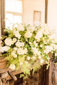 floral centrepieces