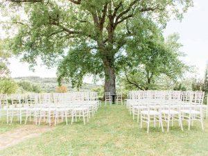 outdoors wedding tuscany