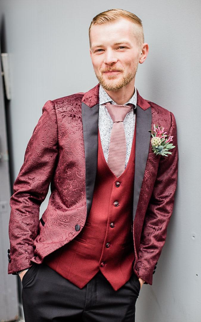 Fine Art Wedding Photography The Asylum London -13