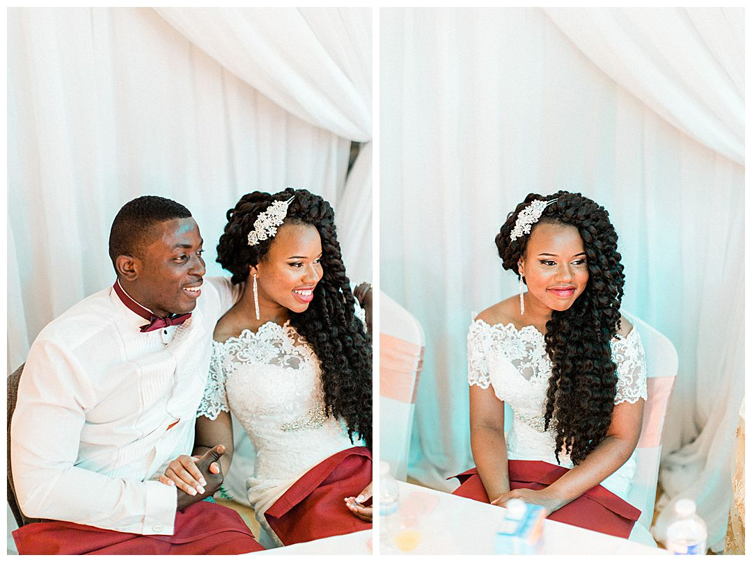 Natural wedding photographer london seyi rochelle photography