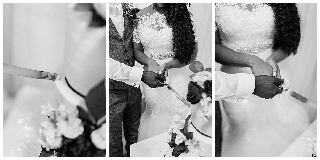 Natural wedding photographer london seyi rochelle photography