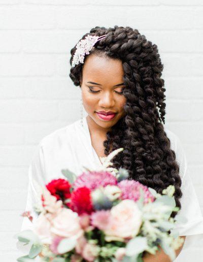 Seyi + Rochelle Photography contemporary wedding photographer london -15