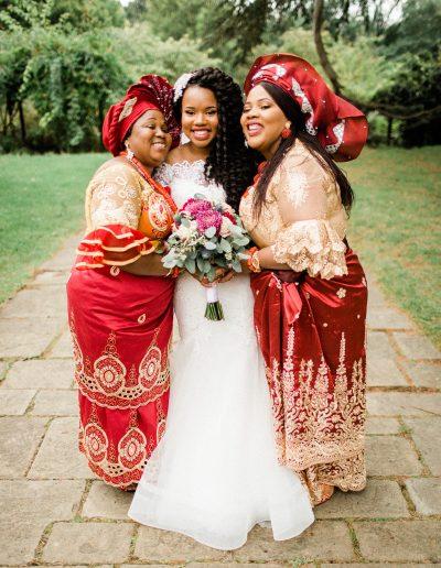 Seyi + Rochelle Photography contemporary wedding photographer london -58