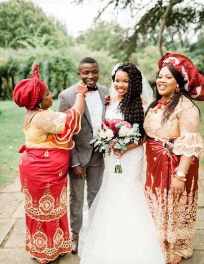 Seyi + Rochelle Photography contemporary wedding photographer london -59