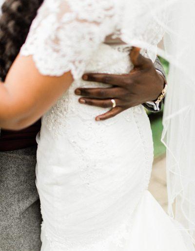 Seyi + Rochelle Photography contemporary wedding photographer london -74