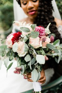 contemporary wedding photography london seyi rochelle photography