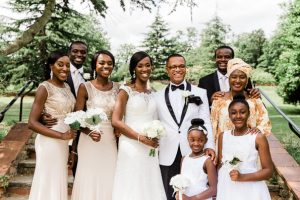 Nigerian wedding photographer england